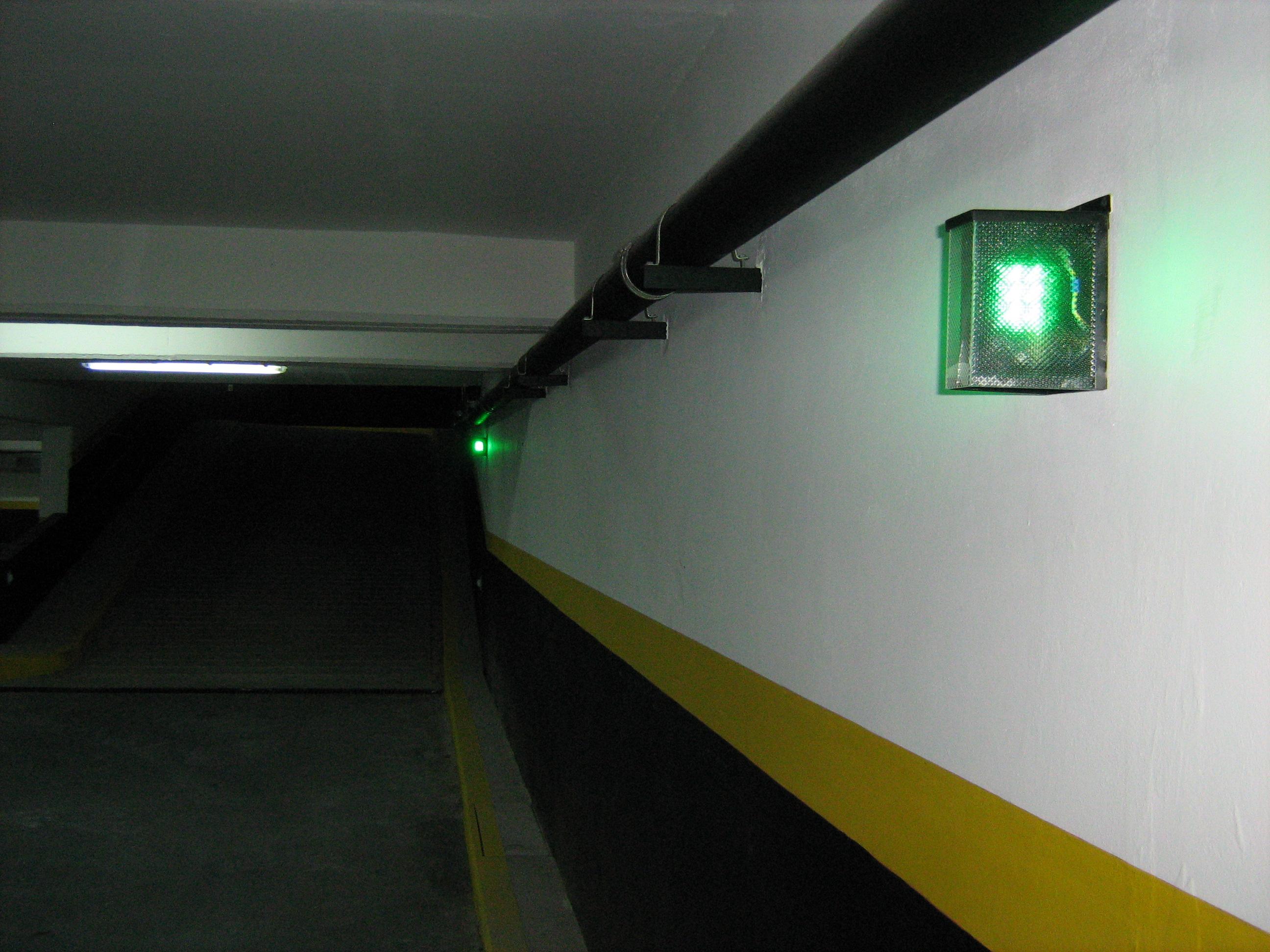 Icaro Suites automatización de Estacionamiento